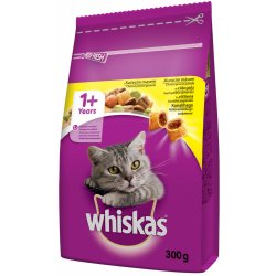 Whiskas adult kuře 300 g